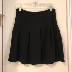 Anthropologie Fit and Flare Skirt